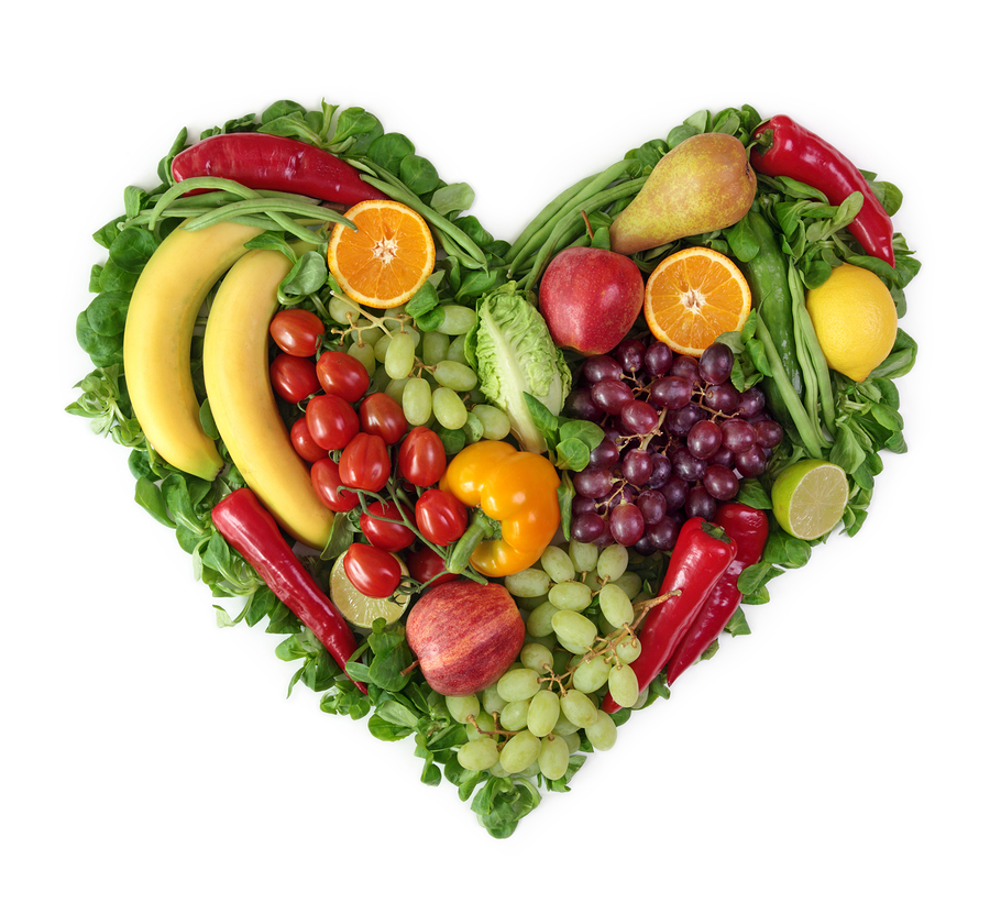 Bigstock heart of fruits and vegetables 184383741